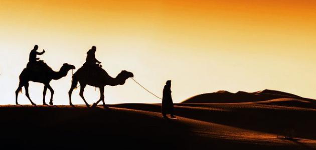 مراحل هجرة الرسول