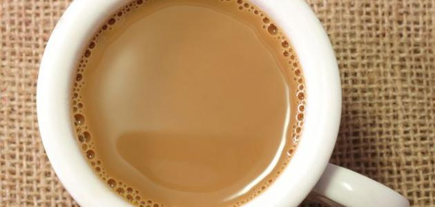 طريقة تحضير القهوة التركية بالحليب