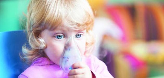 التهاب القصبات الهوائية عند الأطفال - فيديو