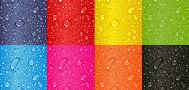 ما هي معاني الألوان
