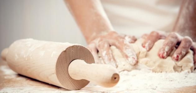 طريقة خبزة الخضرة