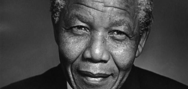 ماذا فعل نيلسون مانديلا