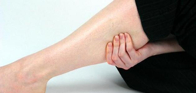 ضعف عضلات الساقين