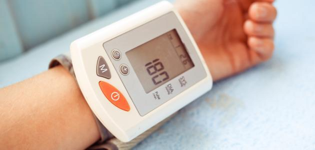 معدل الضغط الطبيعي للدم