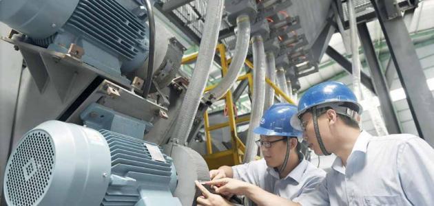 معلومات عن الصناعة في الصين
