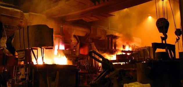 طرق صناعة ومعالجة الفولاذ