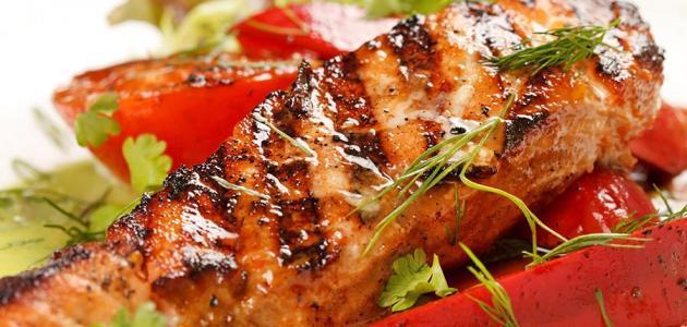 إعداد أطباق من سمك المرلون
