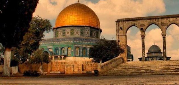 معلومات عامة عن تاريخ فلسطين