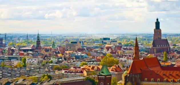 معلومات عن مدينة وارسو