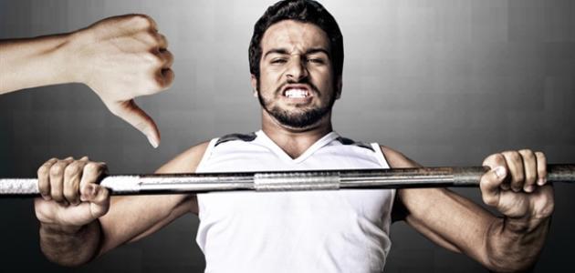طرق ممارسة تمارين الحديد