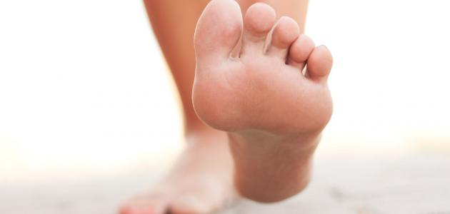 طرق التخلص من رائحة القدمين