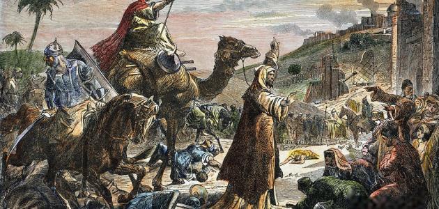 من كان يحكم مصر قبل الفتح الإسلامي