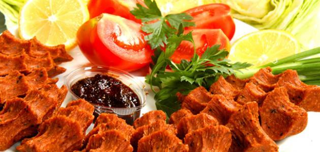 طرق عمل أكلات تركية