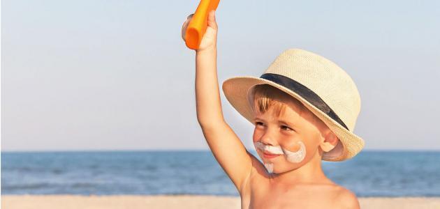 طرق الحماية من أشعة الشمس