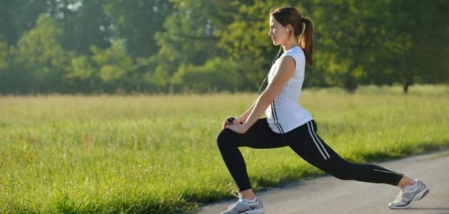 كيف تقوي جسمك خلال أسبوع