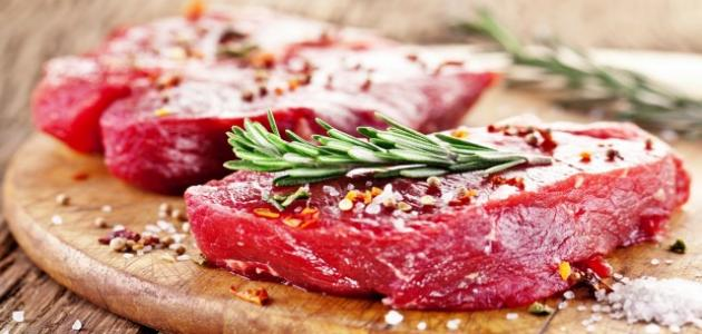 طريقة طهي لحم البقر