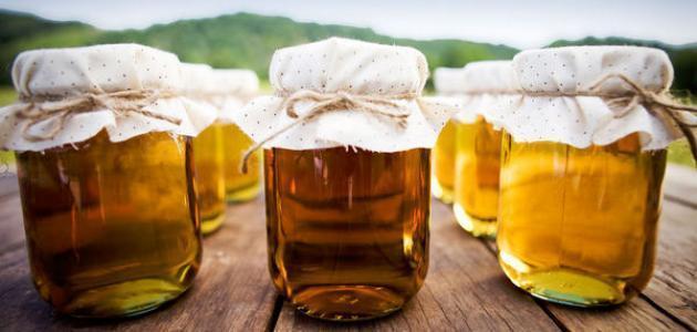 صناعة العسل بالسكر