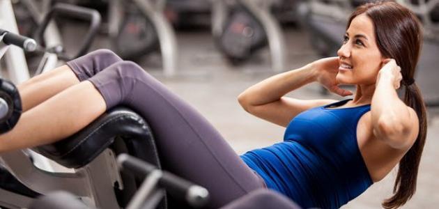 طرق تخفيف الوزن بالرياضة