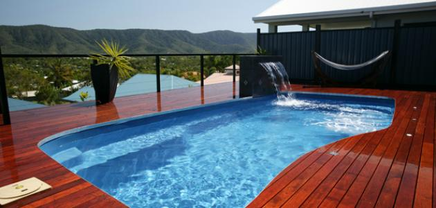 طرق معالجة مياه حمامات السباحة