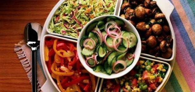 طرق عمل أكلات صحية للرجيم