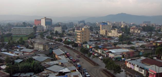 ما هي لغة إثيوبيا