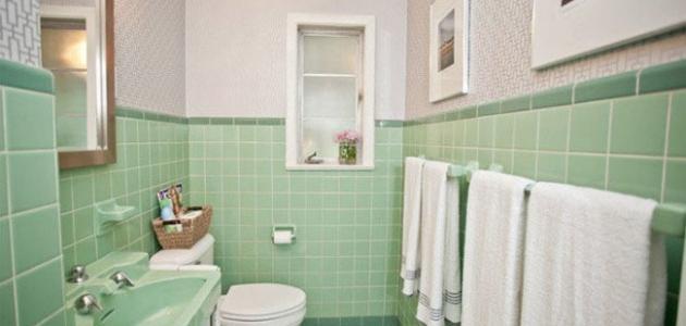 معايير تصميم الحمامات