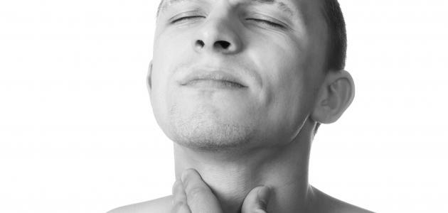 صعوبة البلع وجفاف الفم