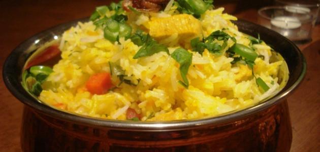 طريقة طبخ الأرز على البخار