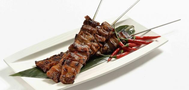 طريقة طهي لحم الغنم