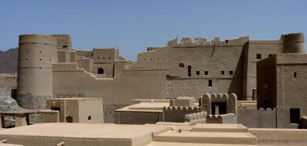 واحة بهلا في عمان