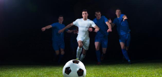 تاريخ ظهور كرة القدم