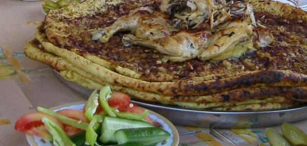 طريقة طبخ المسخن الأردني