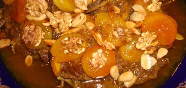 طريقة طبخ مرقة حلوة