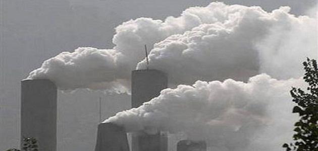 ما هي مصادر تلوث الهواء