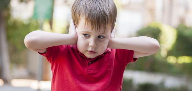 صفات الأطفال المصابين بالتوحد