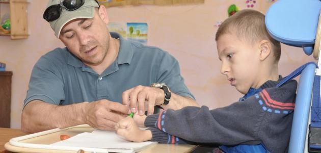 طرق تدريس ذوي الإعاقة العقلية
