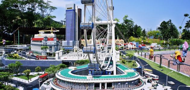 مدينة جوهور في ماليزيا