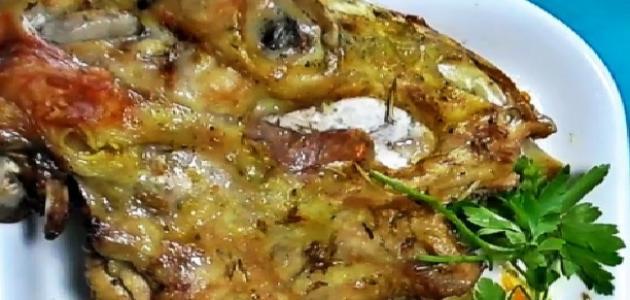 طريقة طبخ لحم رأس الخروف