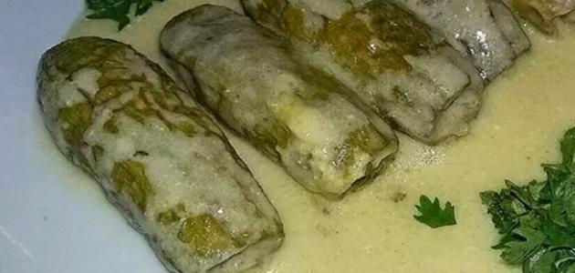 طبخ شيخ المحشي على الطريقة السورية