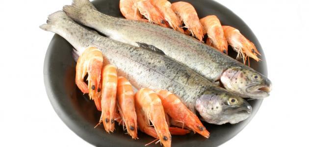 تفسير اكل السمك في المنام