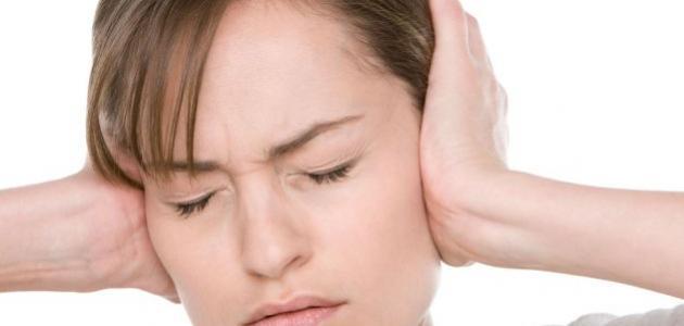 طنين الأذن - فيديو