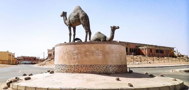 مدينة تندوف المغربية