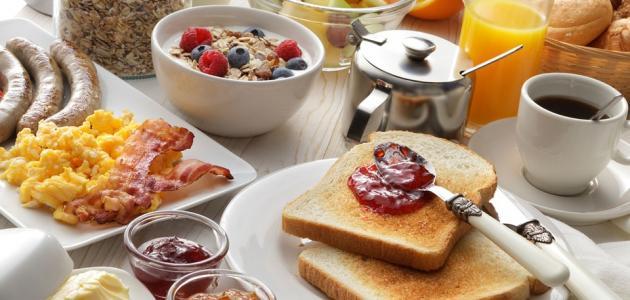 طريقة تحضير فطور سريع