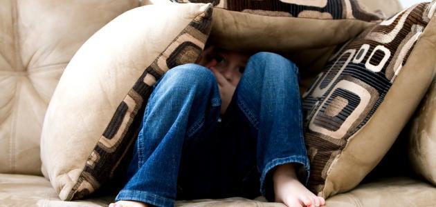 ضعف الثقة بالنفس عند الأطفال