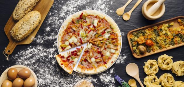 طرق البيتزا الإيطالية