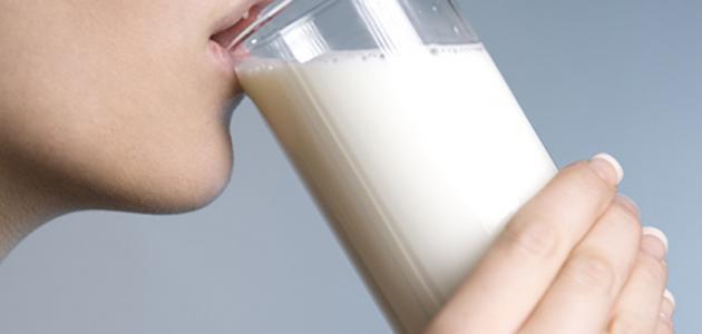 فوائد ملح حليب البقر