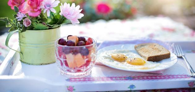 طريقة عمل فطور صباحي سريع وسهل