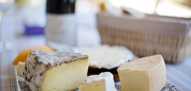 صنع الجبنة الرومي