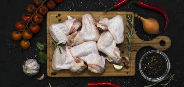 طريقة عمل صينية أجنحة الدجاج