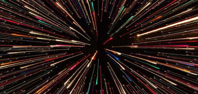 ما هي سرعة الضوء